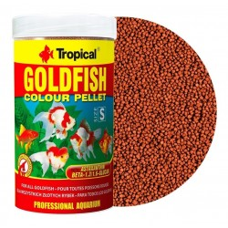 GOLDFISH COLOUR PELLET 90 GR